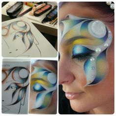 Fantasy make up Makeup ideas
