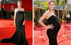 Pregnant on the Red Carpet | The Baby Post