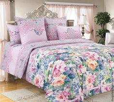 Купить ткань для постельного белья перкаль Влюбленность (с комп.) - ткани для постельного, хлопок
