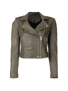 433eefa36 Shop now your Women Celebrities Leather Jackets with jack leathers. Biker  JacketsLeather JacketStudded ...