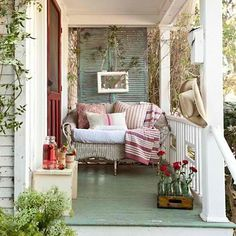 1000 ideas about small porches on pinterest porches for Country porch coupon code