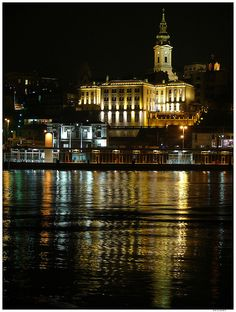 This is Belgrade, Serbia.  It is located in the south-east of Europe, in the Balkan Peninsula, at the confluence of the Sava and Danube rivers. It is one of the oldest cities in Europe and since ancient times it has been an important traffic focal point, an intersection of the roads of Eastern and Western Europe.