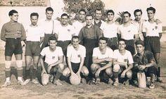 Años 30 - CD Mestalla