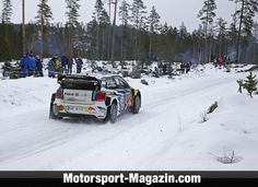 WRC 2016, Rallye Schweden, Karlstad, Jari-Matti Latvala, Volkswagen Motorsport, Bild: Volkswagen Motorsport