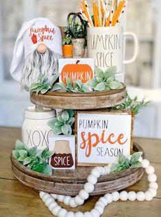 Halloween Snacks, Fall Halloween, Vintage Halloween, Halloween Decorations, Fall Decorations, Country Halloween, Kitchen Decorations, Halloween Ideas, Fall Home Decor