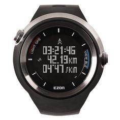 42eaf2b0ec98 Reloj Sports Multifunciones EZON Smart Outdoor Bluetooth GPS ideal para  Hiking Montaña Con Altimetro