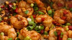You won't believe how easy and delicious this Chinese Kung pao Shrimp recipe is! Made in less than 15 minutes with ingredients you have at home, it's better than takeout and healthy. Celery Recipes, Ww Recipes, Shrimp Recipes, Vegetable Recipes, Cooking Recipes, Weight Watchers Shrimp, Weight Watchers Meals, Healthy Recipes For Weight Loss, Good Healthy Recipes