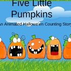Looking for something a little different this Fall? Check out this animated version of the Five Little PUmpkins counting song.
