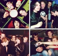 """fuckers think they're so cool<<< no they don't. """"I never wanna be cool."""" ~ Gee<<< can we appreciate how dann hot they all look in the first one?"""