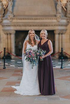 Edinburgh Castle, Edinburgh Scotland, Bridesmaid Dresses, Wedding Dresses, Wedding Photos, Fashion Photography, Unique, Flowers, Beautiful