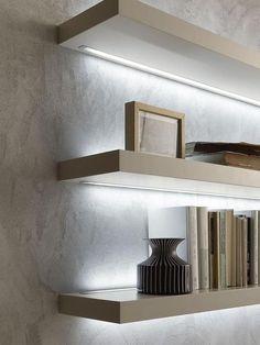 Fita LED em perfil de alumínio vai deixar seu móveis mais bonitos