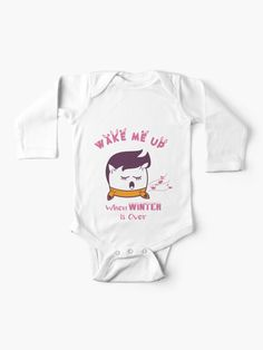Funny Baby Shirts, Funny Tshirts, Latest T Shirt, Wake Me Up, Cool T Shirts, Cool Stuff, Winter, Kids, Clothes