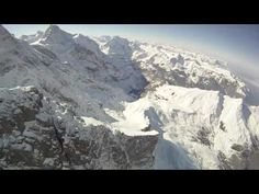 You Haven't Seen Hang-Gliding Like This Before