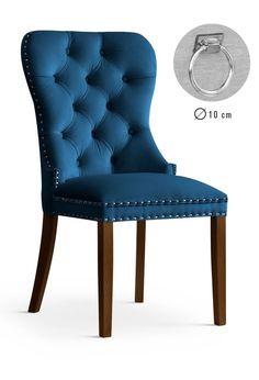 #homedecor #chair #velvet #livingroomdecor Chesterfield, Living Room Decor, Accent Chairs, Dining Chairs, Interior Design, Inspiration, Furniture, Home Decor, Homework
