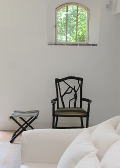 The Olive Chair and the Olive Stool @ behomecollection.com