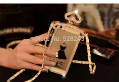 Cheap perfume bottle plastic, Buy Quality perfume purple directly from China perfume shadow Suppliers: Luxury France Fashion Channel Perfume Bottle Case For iPhone 5 5s 4 4s Soft TPU with diamond bling Cover &n € 8.22 Aliexpress