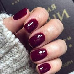 Color burgundy Beautiful autumn nail art design to try this autumn - burgundy on long coffin na. Beautiful autumn nail art design to try this autumn - burgundy on long coffin nails autumn nails teal nail colors fall nails nail polisacrylic nail art Winter Nail Designs, Short Nail Designs, Nail Art Designs, Autumn Nails, Winter Nails, Hair And Nails, My Nails, Mauve Nails, Maroon Nails
