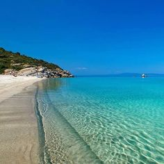 Road trip to Halkidiki, Greece Chalkidiki Hotels, Beautiful Places To Visit, Beautiful Beaches, Bulgaria Sunny Beach, Sani Beach, Places To Travel, Places To See, Greece Wallpaper, Greek Islands Vacation