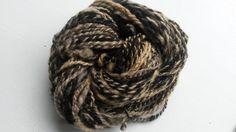 Hand Spun Naturally dyed Jacob Yarn    by freewheelingfibres, £6.00