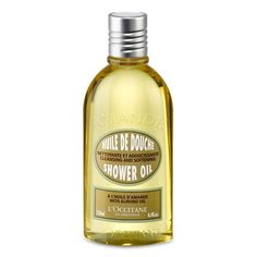 L'Occitane Cleansing and Softening 8.4-ounce Shower Oil with