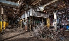 daugherty textile mills - matthew christopher murray's abandoned america