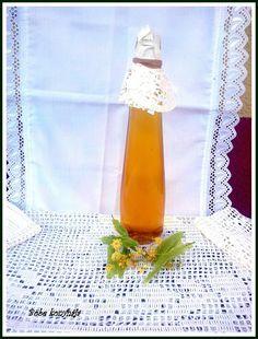 Böbe konyhája: Hársfavirág szörp