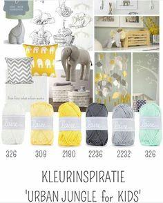 Byclaire kleurencombinaties