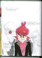 Sketchpage 7: Nobility: Danny Marco, aka Vertigo by LanceOliverFreidom
