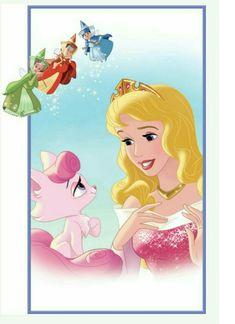 Disneyland Princess, Disney Princess Jasmine, Ice Princess, Sleeping Beauty Maleficent, Disney Sleeping Beauty, Disney Magic, Walt Disney, Aurore Disney, Palace Pets