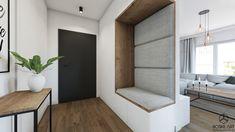 Home Design Decor, House Design, Home Decor, Sweet Home, New Homes, Bathtub, Loft, Living Room, Interior