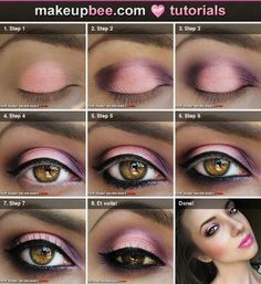 Step by Step Tutorial For be Romantic be Bride Makeup