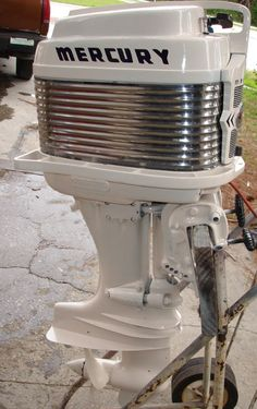 Mercury Mark 35 A 35hp Mercury Outboard For Sale