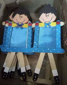 Awesome Lollipop Stick Crafts for Valentines Popsicle Stick Crafts, Craft Stick Crafts, Preschool Activities, Diy And Crafts, Crafts For Kids, Arts And Crafts, Paper Crafts, Craft Sticks, Mothers Day Crafts