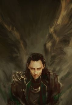 Loki by Alice X. Zhang