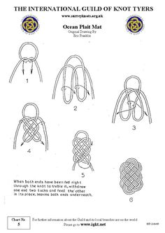 the international guide to knot tyers