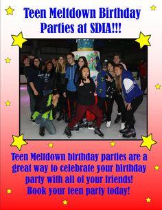 Birthday Parties Teen Birthdays Party Celebrations Fiesta