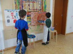 """Atelier Barbara Siegert Trier - Landesprogramm """"Jedem Kind seine Kunst"""""""