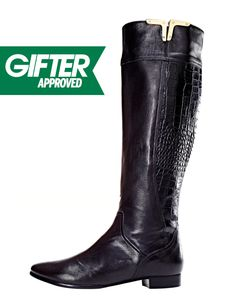 The Gifter is booting up for Christmas. Are you? LIKE this if you've bought new boots this season! #TheGifter