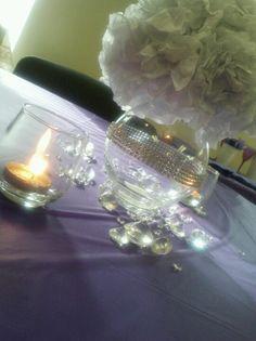 tissue paper flower centerpieces bridalshower cheapcenterpieces