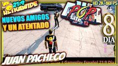 POP LIFE Arma 3 #8 NUEVOS AMIGOS Y ATENTADO Gameplay Español 2k 21:9