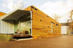 Out of the Box: Will the Shipping-Container Home Meet the Masses?