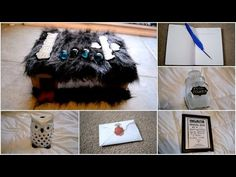 7 Easy & Unique Harry Potter DIY's | CassKnowlton - YouTube