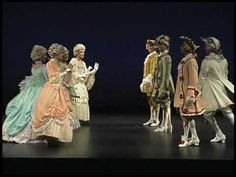 """""""The Elegance of Baroque"""" (2010) - An overview of the dances of the 18th century with steps explained. Different dances were more popular in different settings - for instance, likely as a reflection of its French origin, the contredanse (spelled """"contredance"""" in the video) was quite popular in New France."""