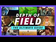 Depth of Field Explained: Ultimate Guide to Camera Focus [Shot List Ep. 4] - YouTube Types Of Camera Shots, Types Of Cameras, What Is Depth, Shot By Shot, Deep Focus, Camera Movements, Digital Art Photography, Shallow Depth Of Field, Shot List