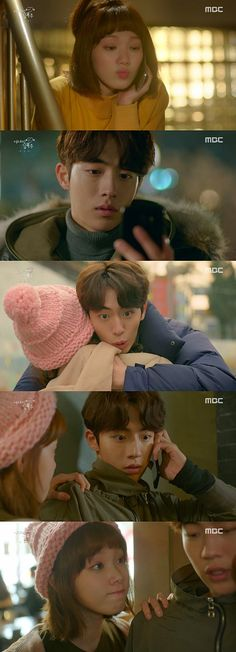 "[Spoiler] ""Weightlifting Fairy Kim Bok-joo"" Lee Seong-kyeong and Nam Joo-hyeok promise to get married after gold medal @ HanCinema :: The Korean Movie and Drama Database"