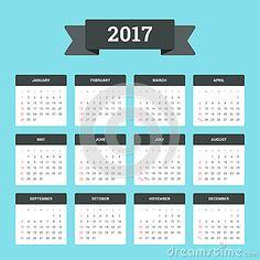 Calendario 2017 Fotos Stock – 1,031 Calendario 2017 Imágenes Stock, Fotografía Stock & Fotos - Dreamstime