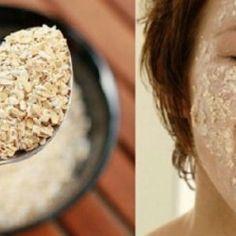 Odstráňte bradavice, vyrážky a znamienka na pokožke s týmto prírodným receptom | Božské nápady Health Tips, Homemade, Beauty, Food, Oatmeal Mask, Face Skin, Exfoliating Scrub, Pimples, Recipes