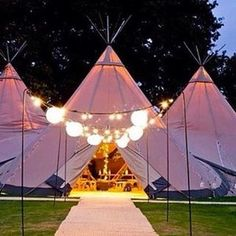Tipi wedding evening reception - Papakata: best UK Sperry tent + wedding tipi supplier Wedding marquees and tipi venues for a boho festival outdoor wedding Tipi Wedding, Marquee Wedding, Wedding Book, Magical Wedding, Gothic Wedding, Glamorous Wedding, Garden Wedding, Wedding Reception, Wedding Venues