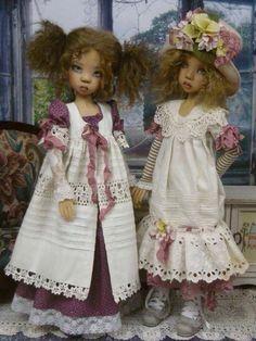 OOAK Handmade MSD BJD Outfits by Monica Spicer