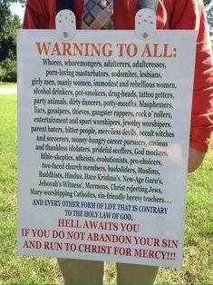 Hell list
